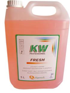 Yleispuhdistusaine 5L KW Fresh Tropical - Pesu- ja puhdistusaineet - 127123 - 1