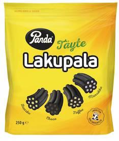 Täytelakupussi PANDA 250g - Makeiset - 147004 - 1