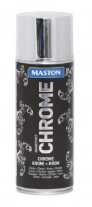 Spraymaali Chrome 150ml - Maalaustarvikkeet - 147764 - 1