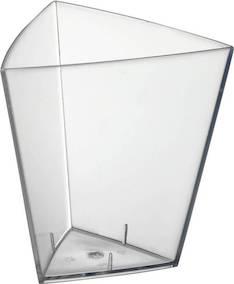 Amuse-bouche kolmio 45ml - Kertakäyttöastiat - 130604 - 1