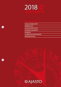Assistentti-vuosipaketti - Ajasto kalenterit - 152524 - 1