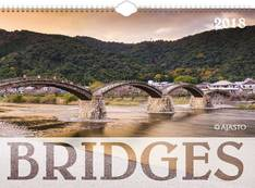 Bridges - Ajasto kalenterit - 152624 - 1