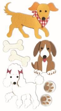 Dogs-tarra-arkki - Askartelutarvikkeet - 137274 - 1