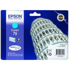 EPSON 79 mustesuihku - Epson mustesuihkuväripatruunat - 133224 - 1