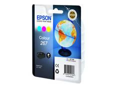 EPSON 267 CMY mustesuihku - Epson mustesuihkuväripatruunat - 150614 - 1