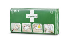 Ensiapuside CEDERROTH iso - Ensiaputuotteet CEDERROTH - 127684 - 2