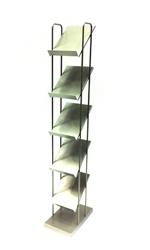Esiteteline lattiamalli  5 tasoa - Esitetelineet ja tarvikkeet - 111244 - 1
