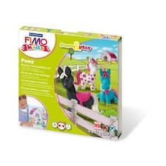 Fimo form&play pony - Askartelutarvikkeet - 137864 - 1