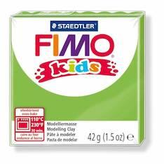 Fimo kids lime - Askartelutarvikkeet - 141244 - 1