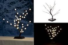 Finnlumor paristovalopuu 40cm - Jouluun valot,koristeet,tekstiilit - 145084 - 1