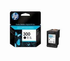 HP 300 CC640EE mustesuihku - HP mustesuihkuväripatruunat - 125014 - 1