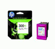 HP 300XL CC644EE mustesuihku - HP mustesuihkuväripatruunat - 120094 - 1