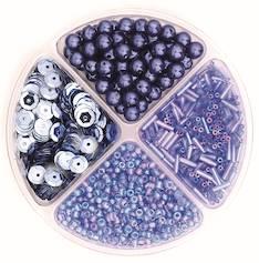 Helmilajitelma 30g 90x10mm sininen - Askartelutarvikkeet - 137724 - 1