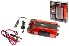 Invertteri 12-230V 500W BLACK&DECKER - Retkeily-ja harrastustarvikkeet - 150254 - 1