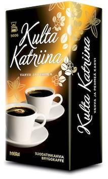 Kahvi KULTA KATRIINA 500g - Kahvit,teet ja kaakaot - 146214 - 1