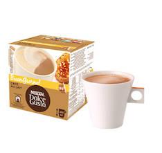 Kahvikapseli NESCAFE DOLCE GUSTO - Kahvit,teet ja kaakaot - 131144 - 1