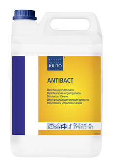 Kiilto Antipact 5L - Pesu- ja puhdistusaineet - 152294 - 1