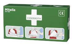 Kolmioliinapakkaus CEDERROTH - Ensiaputuotteet CEDERROTH - 130154 - 1