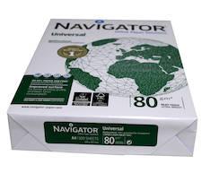 Kopiopaperi NAVIGATOR A4/80g - Kopiopaperit - 127584 - 1