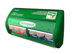 Laastariautomaatti CEDERROTH Salvequick - Ensiaputuotteet CEDERROTH - 127014 - 1