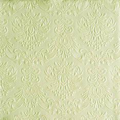 Lautasliina 33x33cm elegance pearl green - Servietit ja lautasliinat - 143824 - 1
