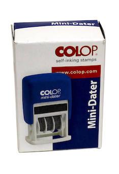 Leimasin COLOP S120 päiväys-minidate - Leimasimet - 103594 - 1