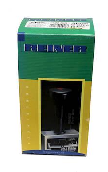 Leimasin REINER B6k 6-numer. 4.5mm - Leimasimet - 103574 - 1