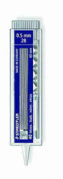 Lyijy 0,5mm HB STAEDTLER - Irtolyijyt - 120944 - 1