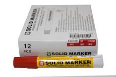 Merkkausliitu SOLID MARKER XSC-T#19 - Muut merkintäkynät ja liidut - 113004 - 1