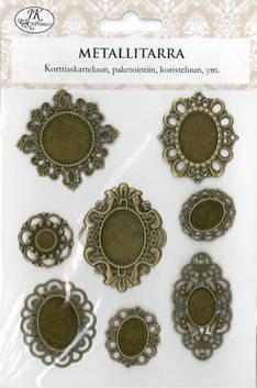 Metallitarra Deco - Tarrat ja tarrakirjat - 150734 - 1