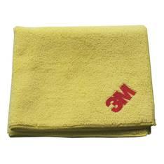 Mikrokuituliina 40x40cm keltainen - Siivous- ja puhdistusvälineet - 140304 - 1