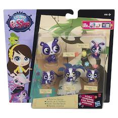 Mini Pet Packs hahmo LITTLEST PET SHOP - Lelut - 147034 - 1