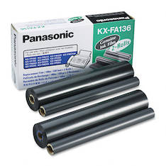 PANASONIC KX-FA 136X faxkasetti - Panasonic värikasetit - 100854 - 1