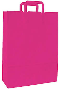 Paperikassi 23x32/10cm litteä kannike - Lahjakassit ja -pussit - 132084 - 1