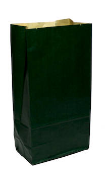Paperipussi 12x24/7cm pystyraita - Lahjakassit ja -pussit - 119194 - 1