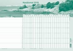 Quo vadis -lomakalenteri 2018-2019 - Ajasto kalenterit - 152654 - 1