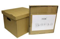 Riippukansiolaatikko HSK pahvia - Riippukansiot ja tarvikkeet - 127324 - 1