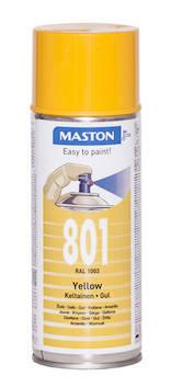 Spraymaali 100 400ml ral1003 - Maalaustarvikkeet - 136244 - 1