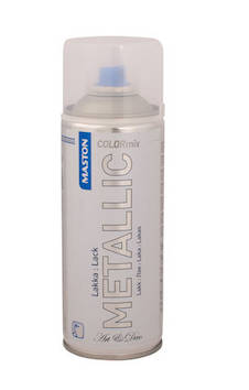 Spraymaali metallic 400ml - Maalaustarvikkeet - 136304 - 1