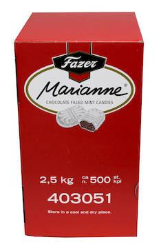 Suklaakonvehti MARIANNE 2,5kg - Makeiset - 125254 - 1