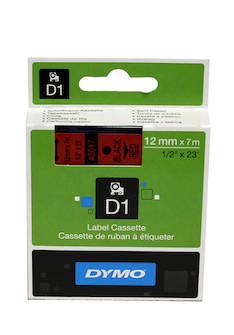Tarranauha DYMO 12mmx7m 45017 - Tarra- ja kohokirjoitinteipit Dymo - 104064 - 1
