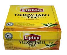 Tee LIPTON Yellow label Tea - Kahvit,teet ja kaakaot - 106824 - 1