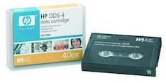 Tietokasetti HP C5718 DDS-4 - Tietokasetit /(tallentaminen ja puhdista - 109464 - 1