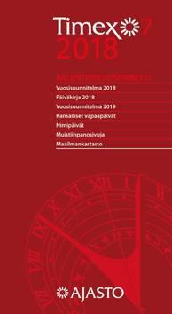 Timex 7 -kalenterivuosipaketti 2018, 1 vk/aukeama - Ajasto kalenterit - 152674 - 1