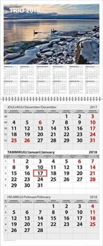 Trio - Ajasto kalenterit - 152664 - 1
