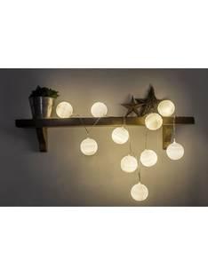 Valosarja 10led Lola AIRAM - Jouluun valot,koristeet,tekstiilit - 149804 - 1