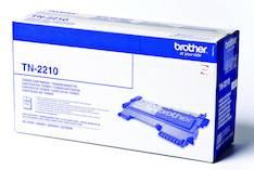 Värikasetti BROTHER TN-2210 laser - Brother laservärikasetit ja rummut - 126774 - 2