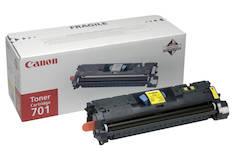 Värikasetti CANON 701 laser - Canon laservärikasetit - 116184 - 1