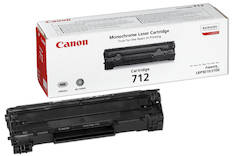 Värikasetti CANON 712 laser - Canon laservärikasetit - 120614 - 1