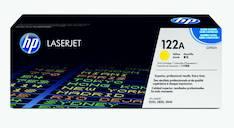 Värikasetti HP 122A Q3962A laser - HP laservärikasetit ja rummut - 115404 - 1